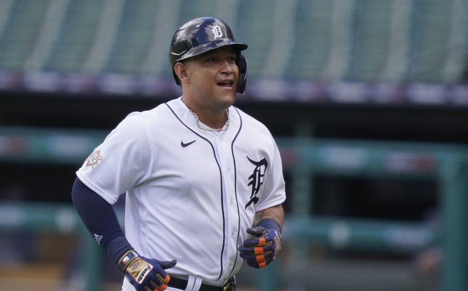 Cabrera se une a una selecta lista de jugadores históricos en Detroit. (Foto: AP)
