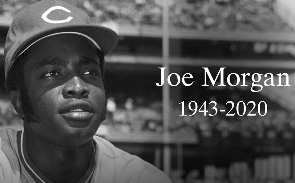 Fallece Joe Morgan, héroe de los Reds
