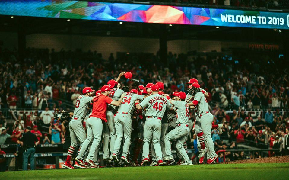 Esta será la aparición número 14 de los Cardinals en la Serie de Campeonato. (Foto: @MLB)