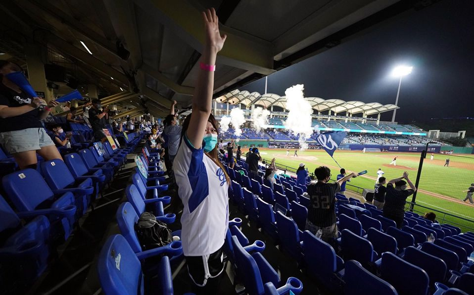 La CPBL será la primera liga en regresar a la normalidad. (Foto: @RWang_WBSC)
