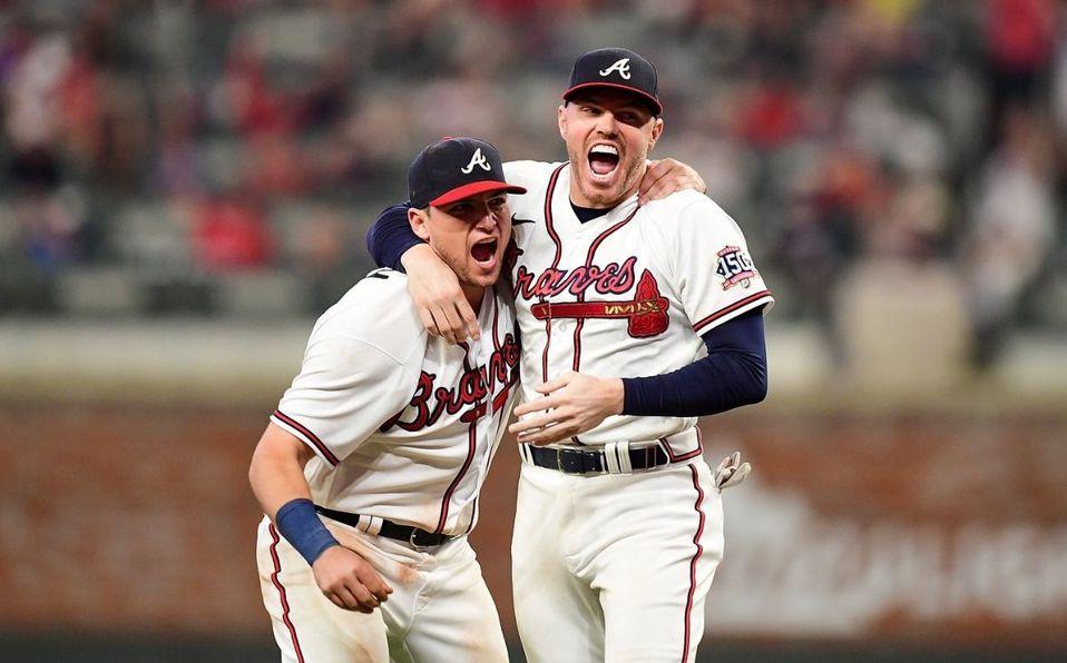 Atlanta vuelve a la SCLN en años seguidos desde 1991. (Braves)