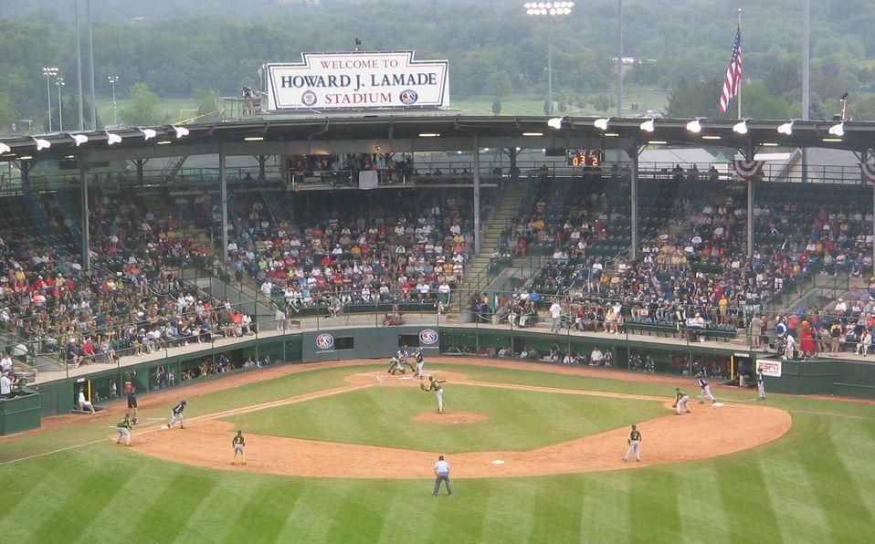 Williamsport, Pennsylvania  es sitio de asistencia cada año con la edición del Little League World Series. (Foto: Web)