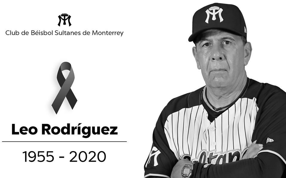 Fallece Leo Rodríguez Jr