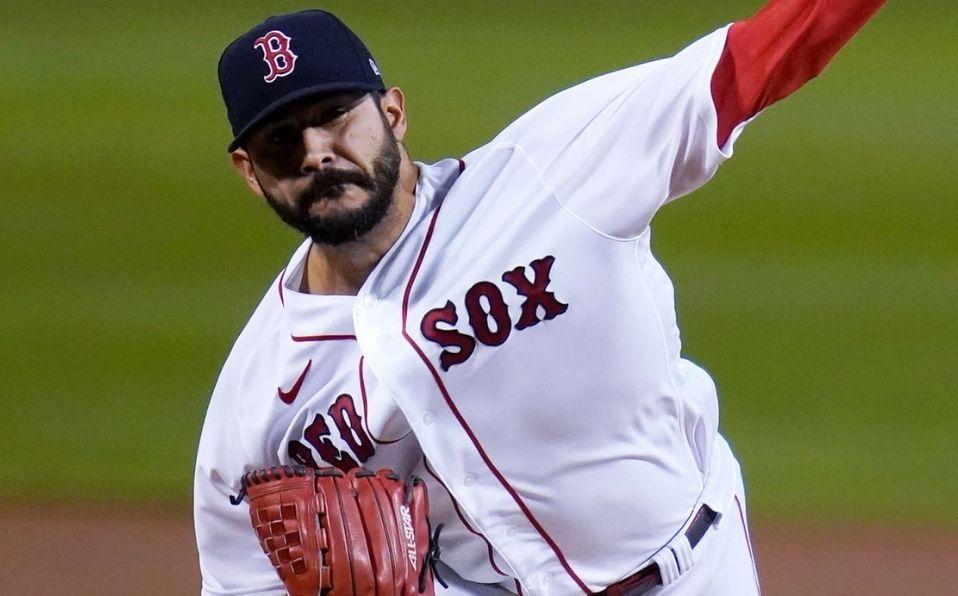 Pérez llegó a Boston después de una temporada con los Mellizos. (Foto: MLB.com)