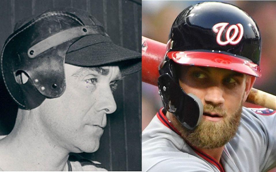 La historia detrás de los cascos en el beisbol