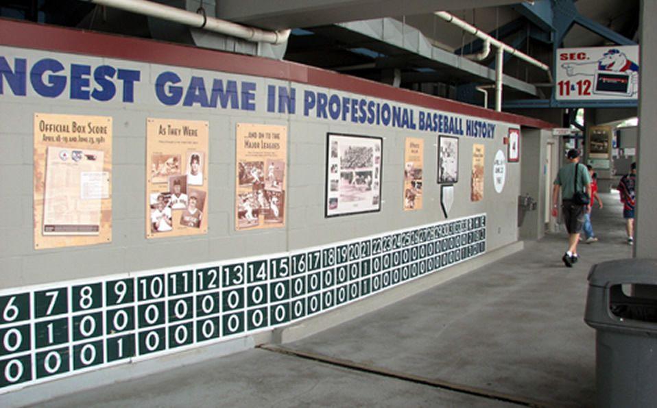 Los 3 juegos más largos en la historia de MLB