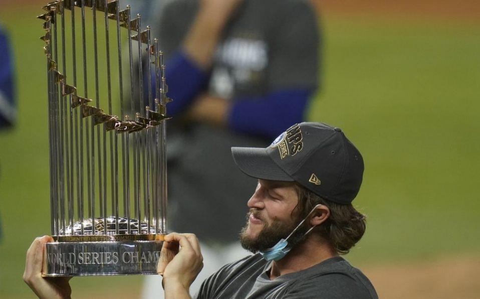 El equipo ha hecho algunas celebraciones virtuales tras ganar el campeonato. (Foto: AP)