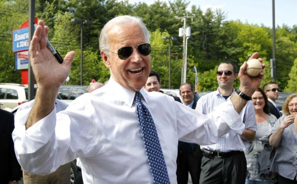 Biden se ha declarado seguidor de los Phillies de Filadelfia. (Foto: AP)
