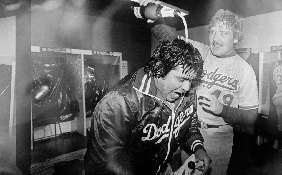 Valenzuela jugó con los Dodgers de 1980 a 1990. (Foto: @MLB_Mexico)