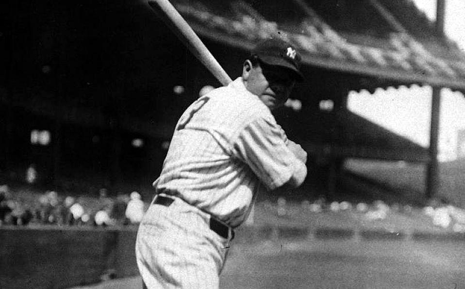 El día en que una mujer ponchó a Babe Ruth en 1931. Foto: AP