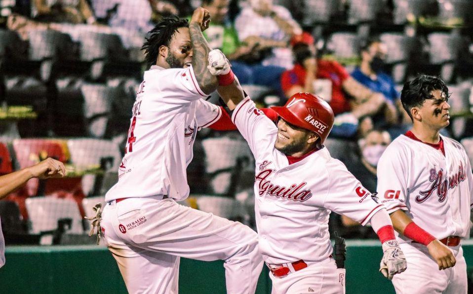 Alexi Amarista coronó la victoria con su cuarto home run de la temporada. (Cortesía)