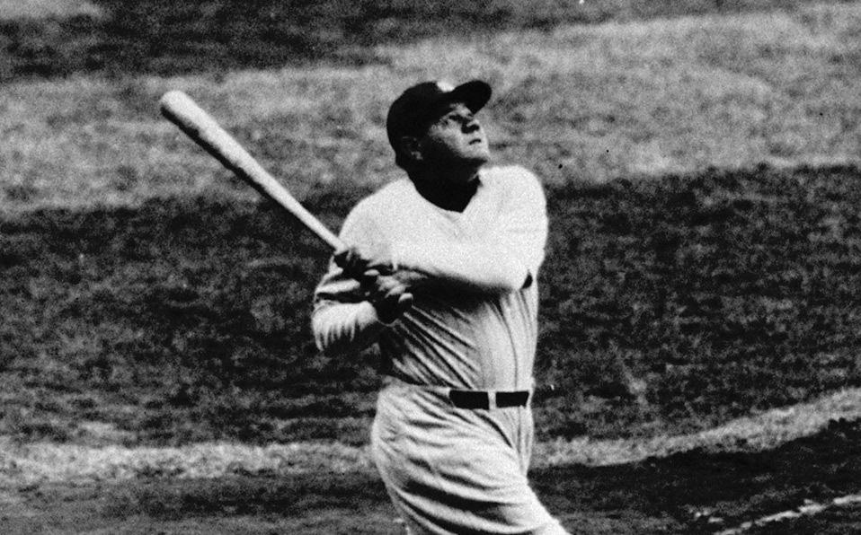 Ruth se hizo leyenda con los Yankees ganando cuatro Series Mundiales. (Foto: AP)