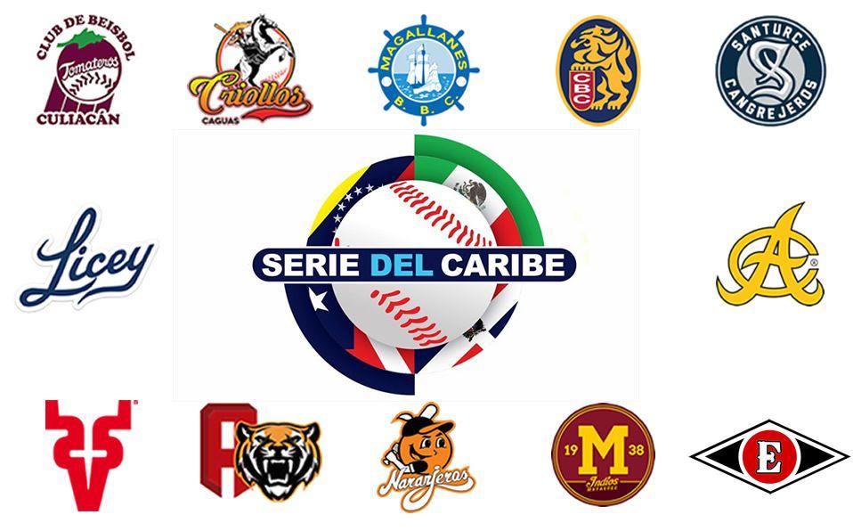 Serie del Caribe: equipos con más participaciones