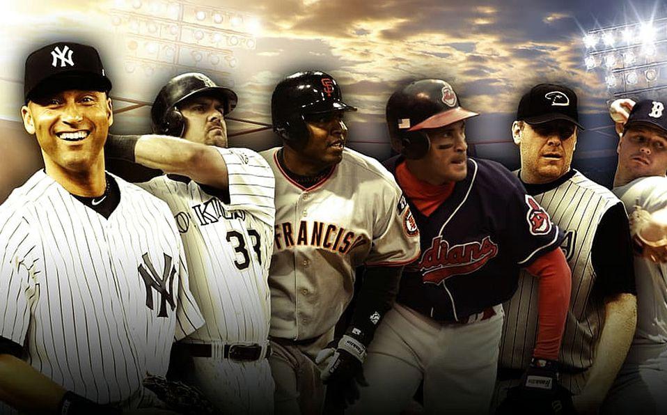¿Cuál de estos expeloteros entrará al Salón de la Fama? Foto: MLB