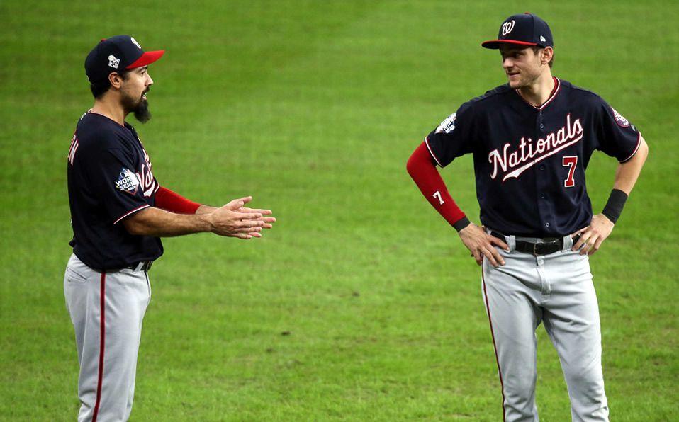 Ambos jugadores fueron compañeros desde 2015, cuando Turner llega a MLB. (Foto: @NBCSNationals)