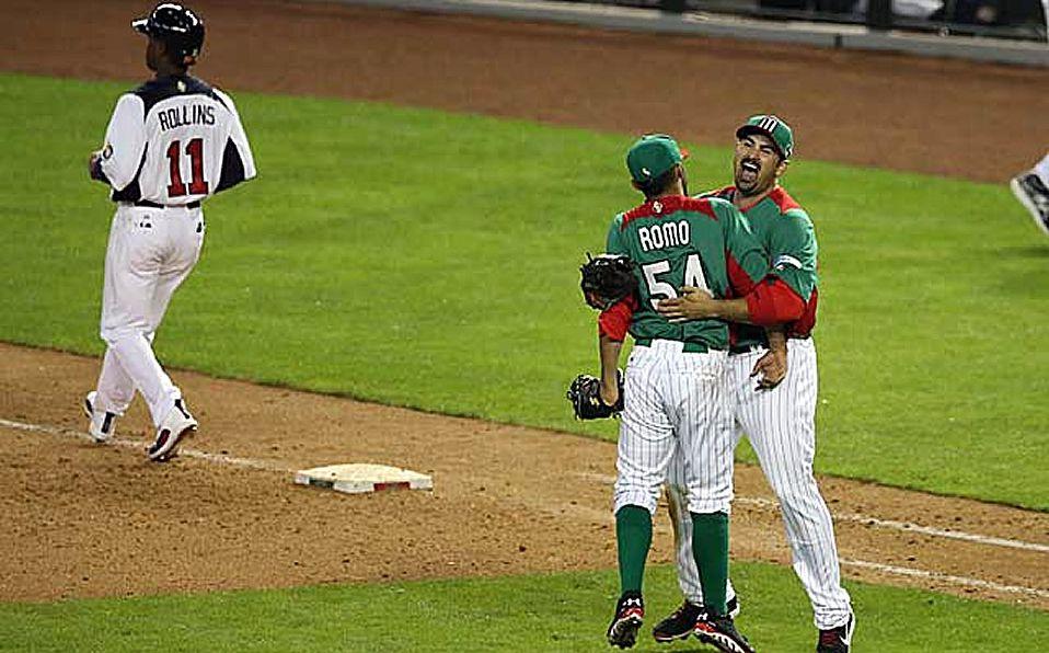 Triunfos de México contra Estados Unidos en beisbol