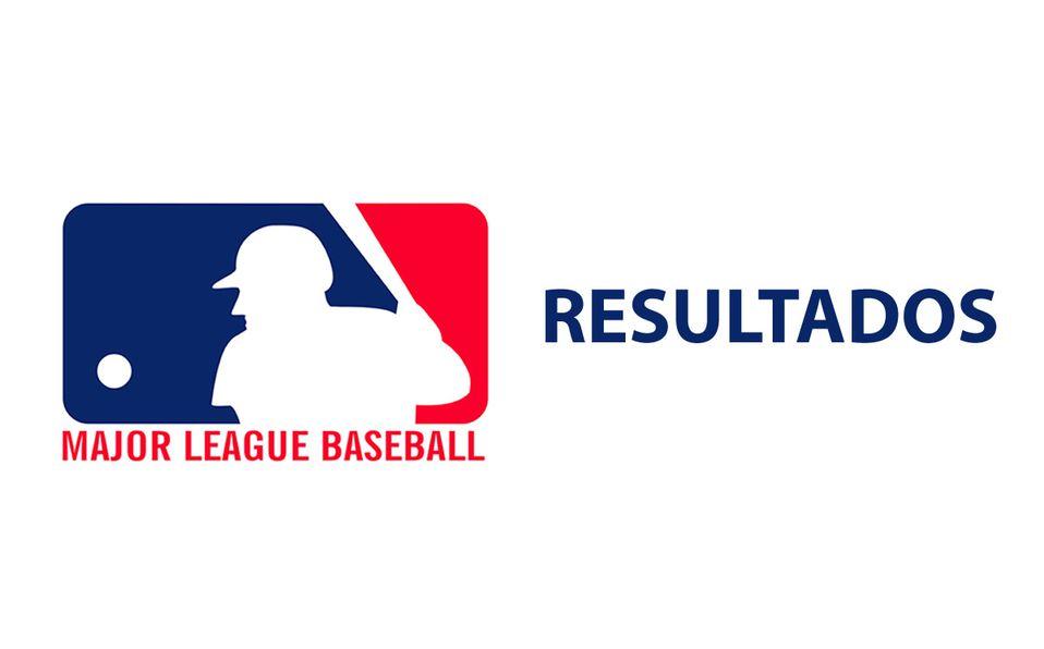 MLB Resultados jueves 15 de abril