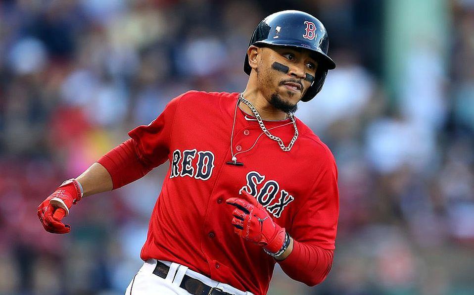 ¡Firma récord! Mookie se queda con los Red Sox