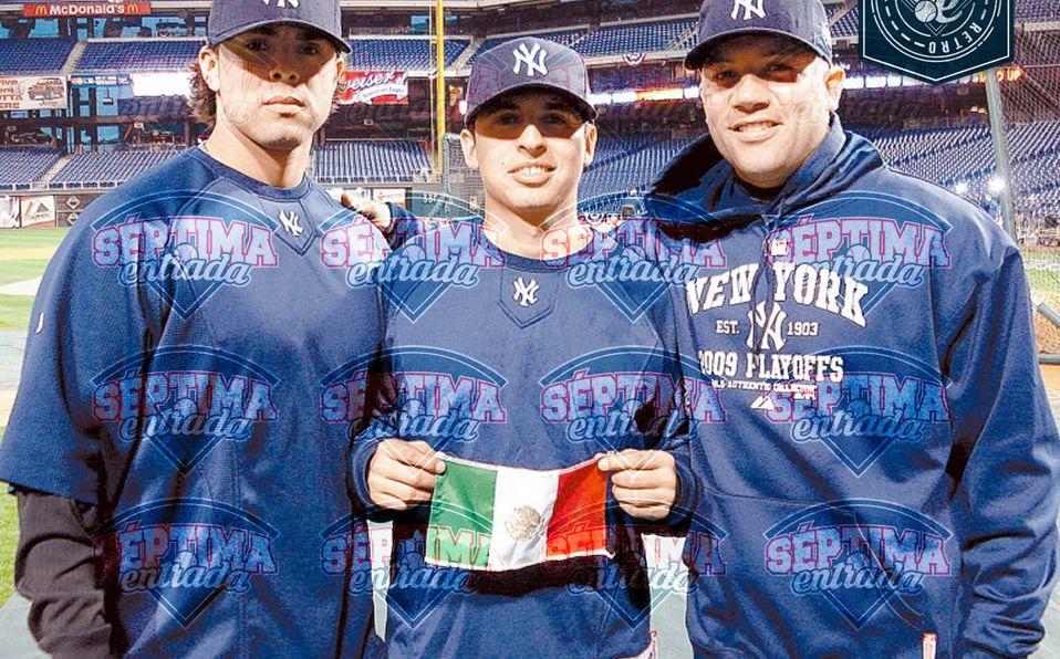 ¿Qué fue de los mexicanos que jugaron en Yankees en su último título?