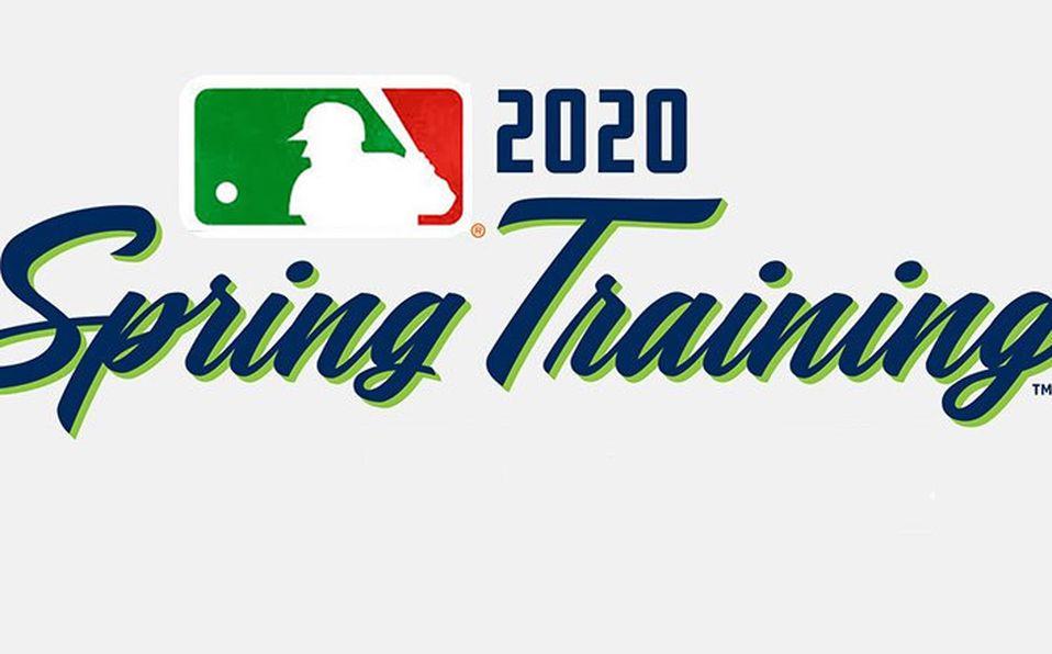 Mexicanos que estarán en el Spring Training 2020