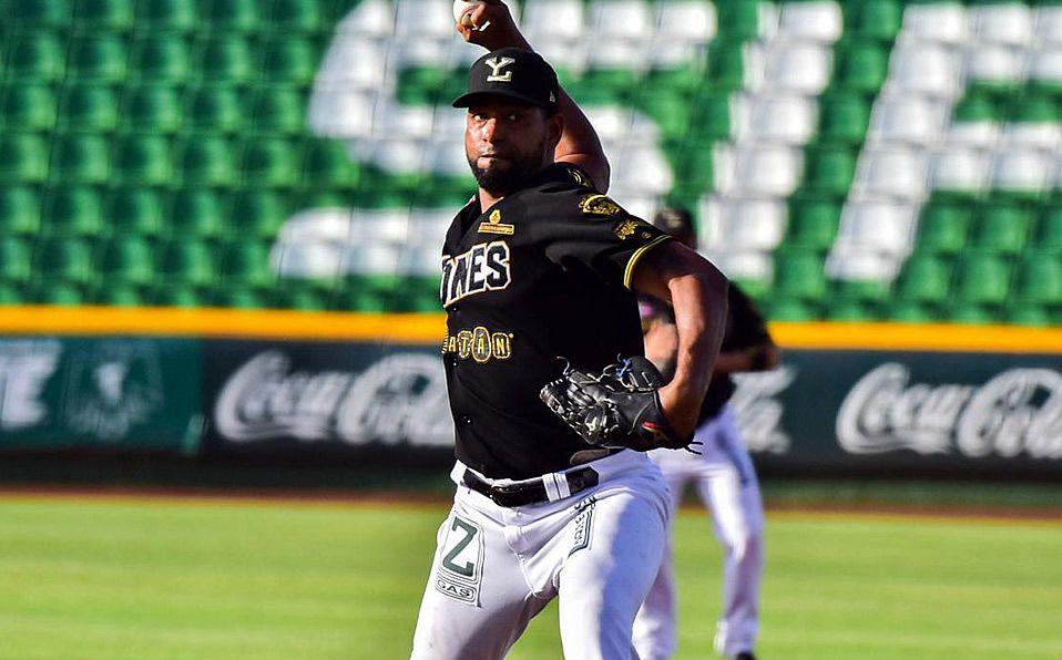 César Valdez estuvo cerca de ganar la Triple Corona de pitcheo