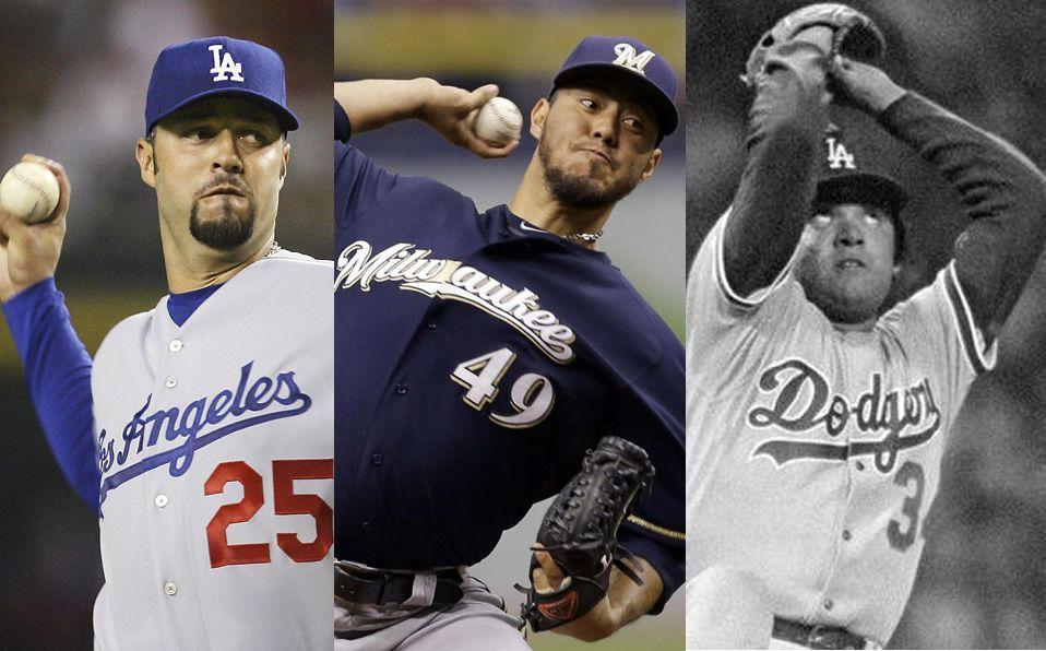 Pitchers mexicanos que han ganado un juego en Grandes Ligas