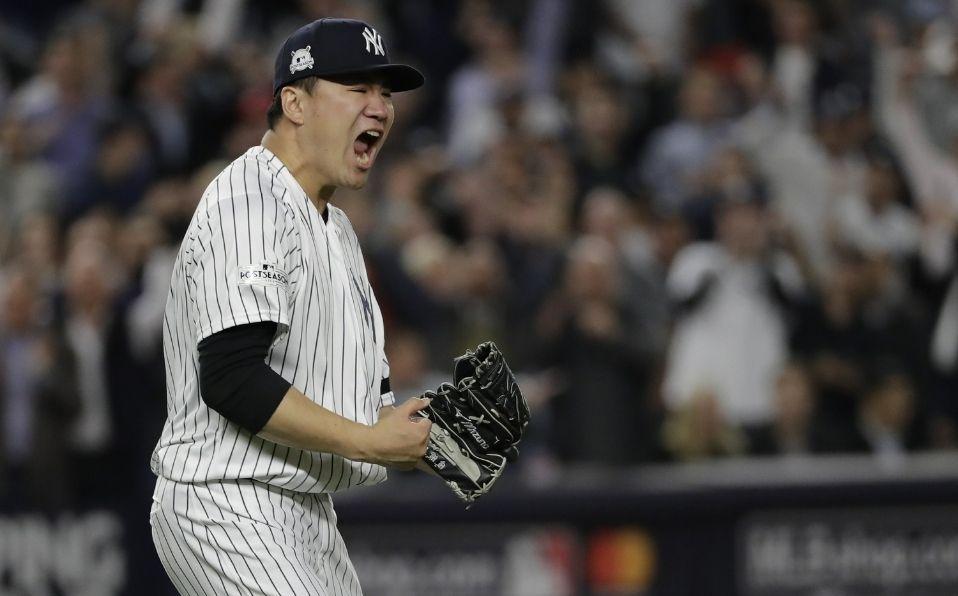 Tanaka está en la agencia libre tras siete años con los Yankees. (Foto: AP)