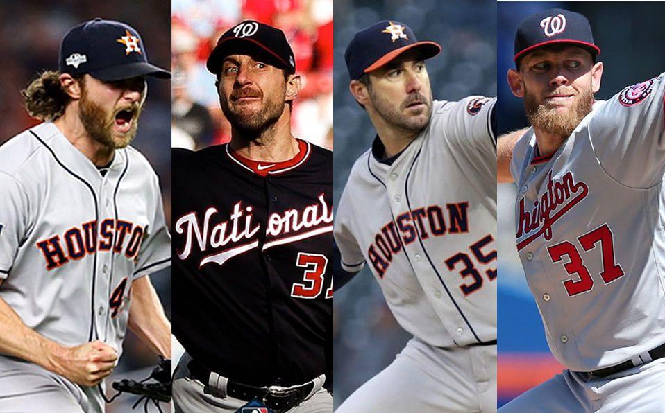 Serie Mundial: Duelos de lanzadores para el Nationals vs. Astos