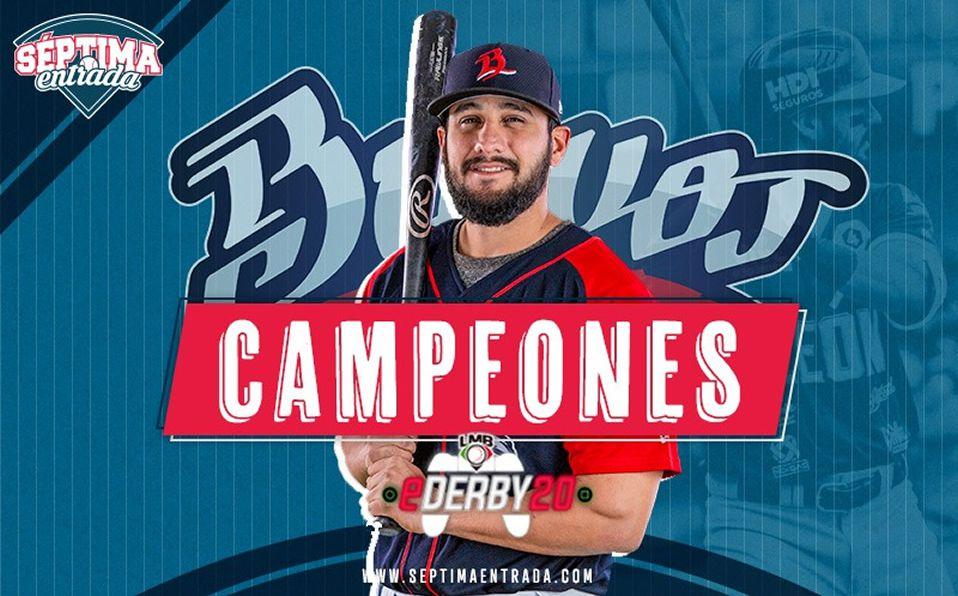 eDerby: Daniel Cornejo y los Bravos de León se llevan el título