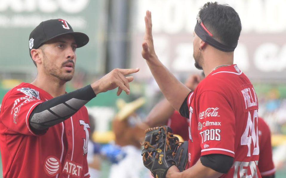 Los Toros de Tijuana ganaron dos de tres juegos en Mérida y ahora regresarán a casa a buscar el título LMB. Foto: Leones de Yucatán