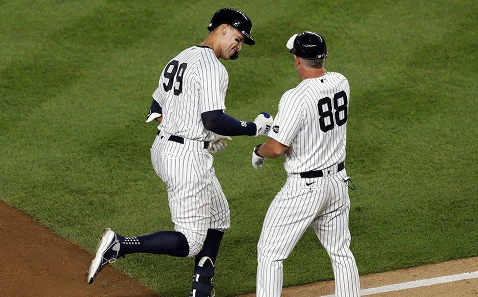 Judge tuvo el 10° juego de multi-home run de su carrera. (Foto: AP)