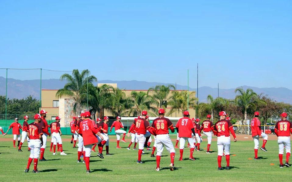 Los Diablos Rojos empezaron su preparación en Oaxaca. (Foto: Cortesía)