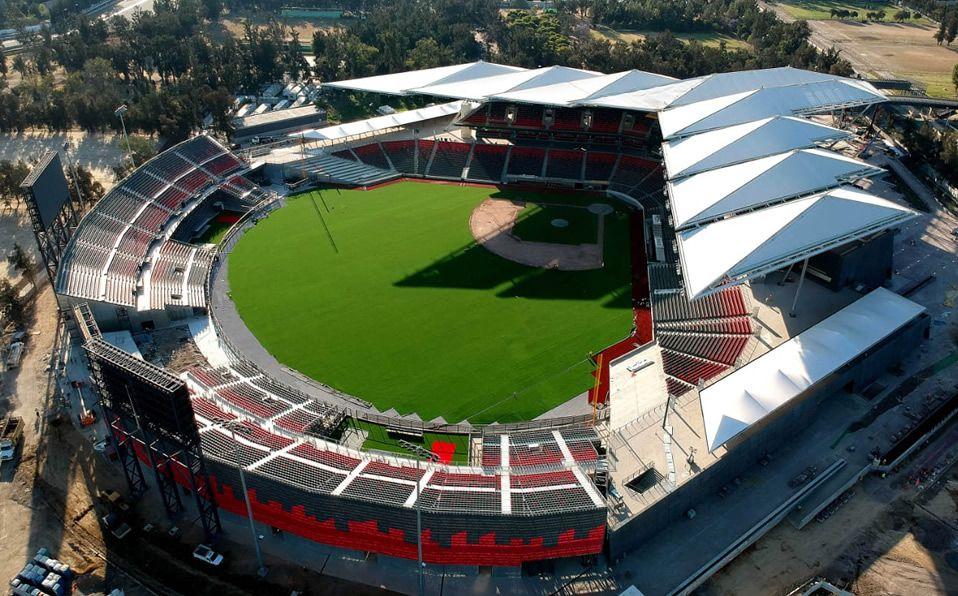 La Ciudad de México recibiría por primera vez juegos de temporada regular de MLB. (Foto: @DiablosRojosMX)