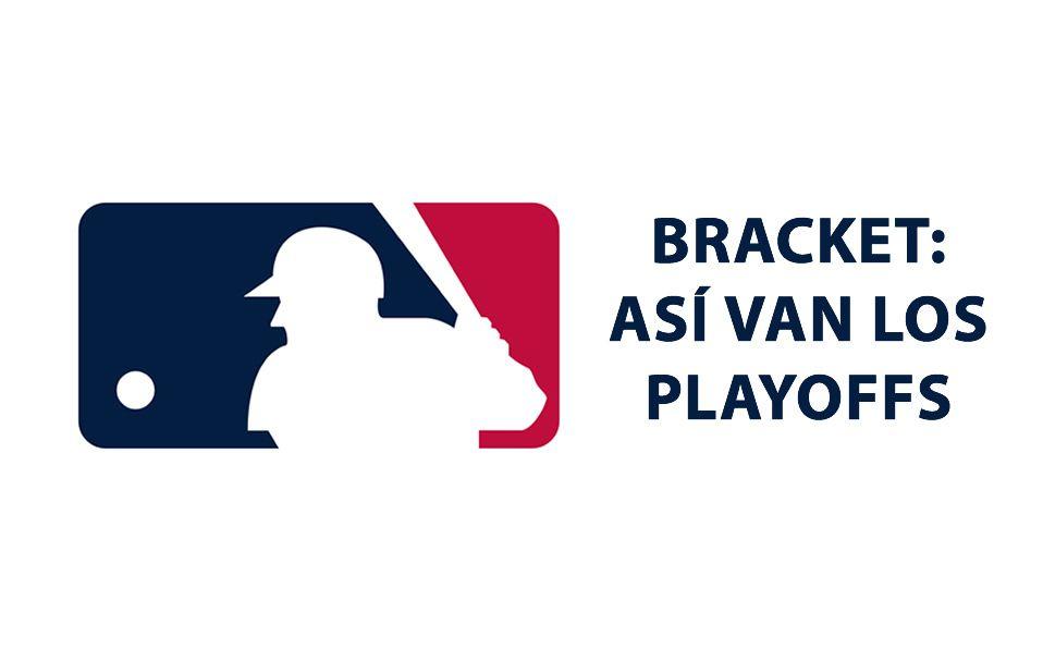 BRACKET: los equipos que están jugando los playoffs 2020 en MLB
