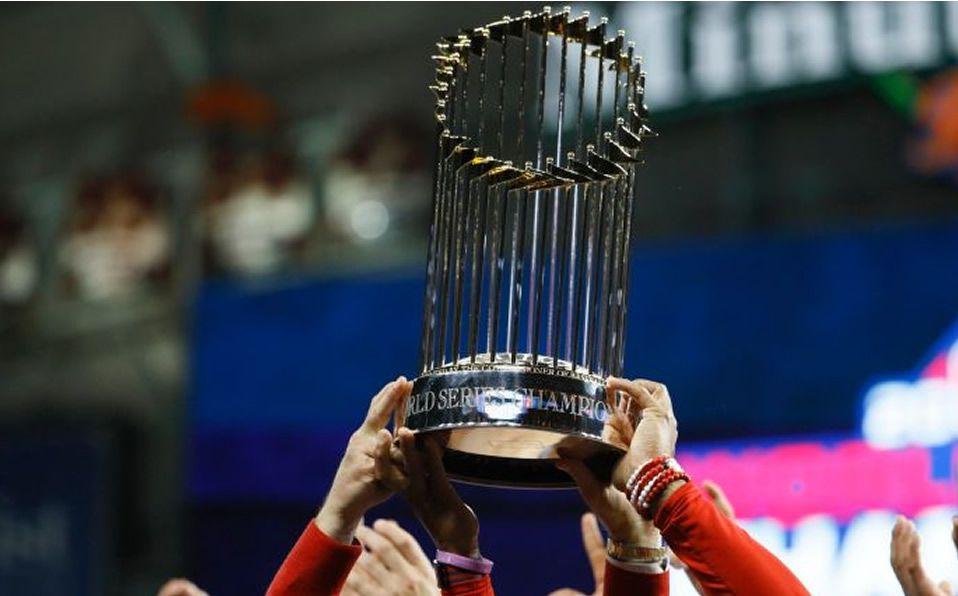 MLB tendrá playoffs extendidos, ahora calificarán 16 equipos