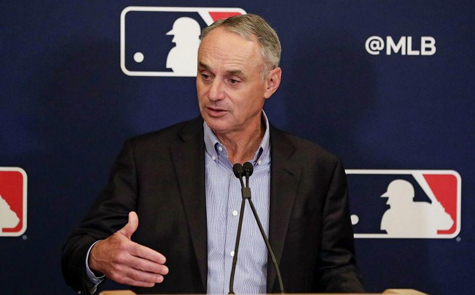 MLB podría ser la primera liga estadounidense en regresar a la acción. (Foto: AP)