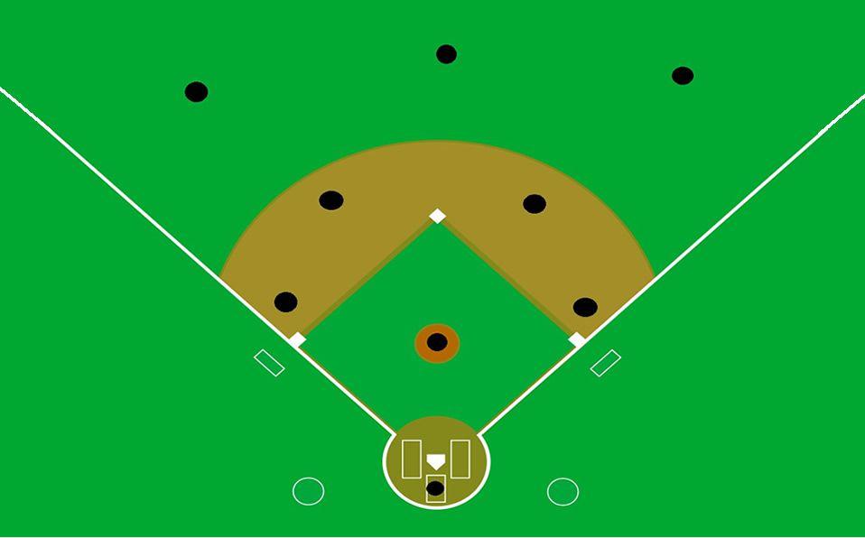 Posiciones de los jugadores de béisbol y sus funciones en el juego