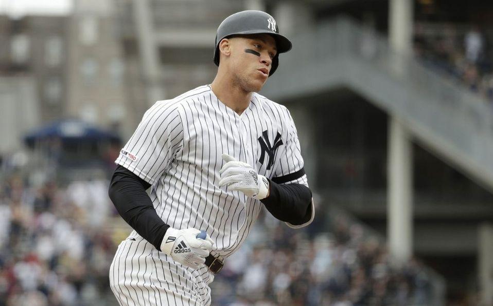Aaron Judge debutó con los Yankees de Nueva York durante la temporada de 2016. (Foto: AP)