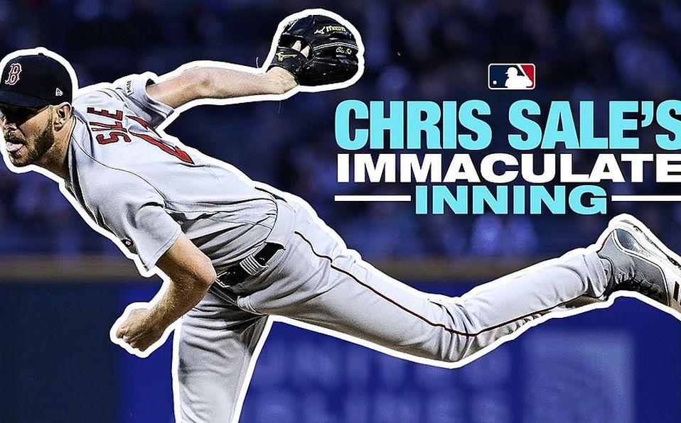 Qué es un inning perfecto o inmaculado