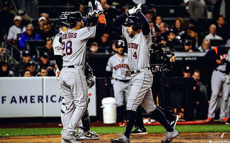 ¿Los Astros roban señales de los Yankees?