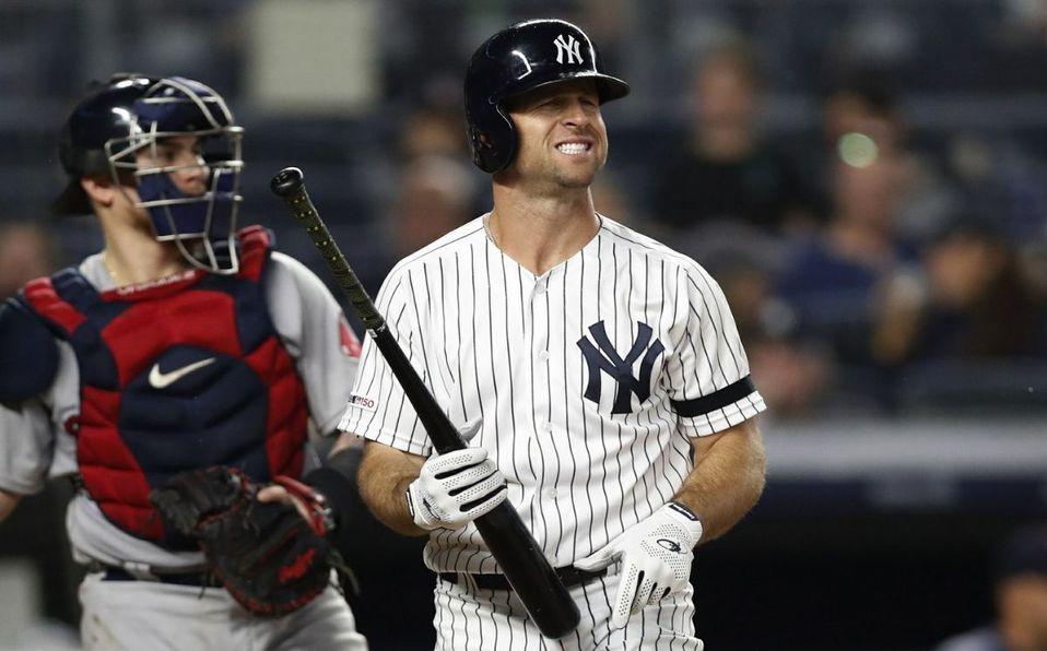 Brett Gardner es el jugador activo con más temporadas en Yankees (13). (Foto: AP)