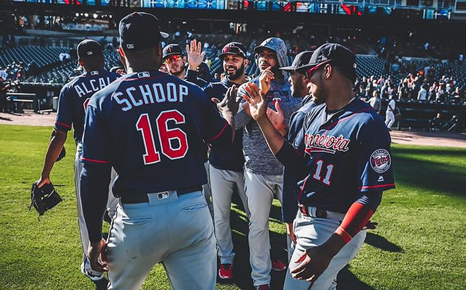 VIDEO: Le ganaron a Yankees, los Twins ya llegaron a 300 jonrones