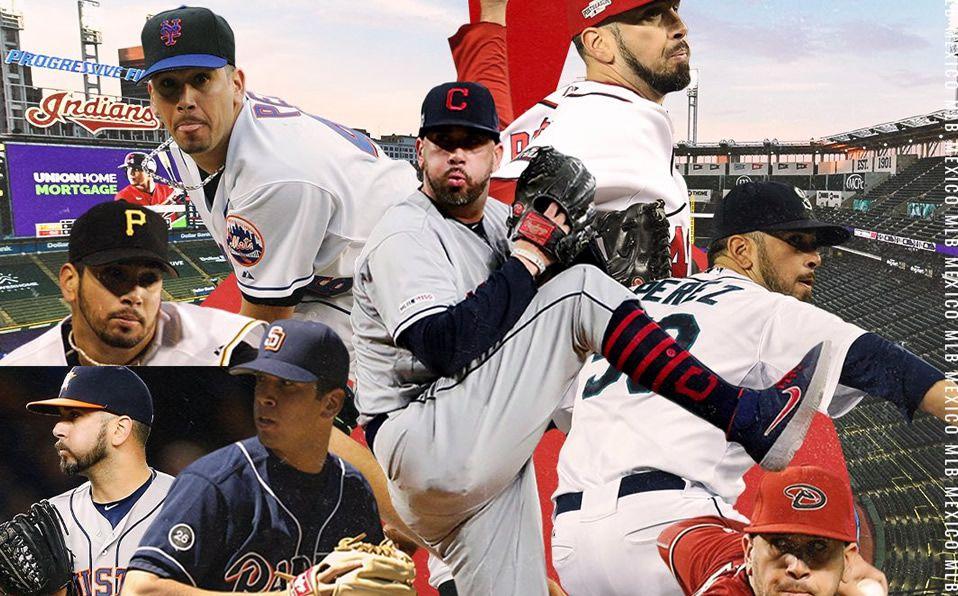 Oliver ha jugado para ocho equipos distintos. (Fotoarte: @MLB_Mexico)