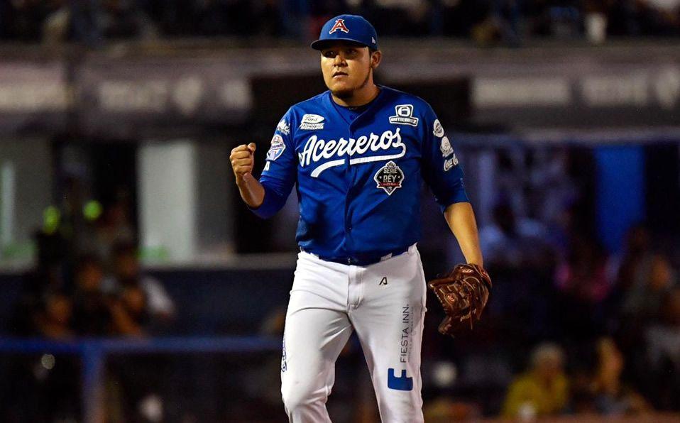 Con Acereros, Bustamante consiguió su cuarto campeonato en seis temporadas en LMB. (Foto: @LigaMexBeis)