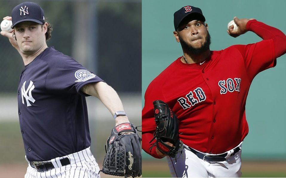 ¿Cómo quedarían las rotaciones de Yankees y Red Sox?