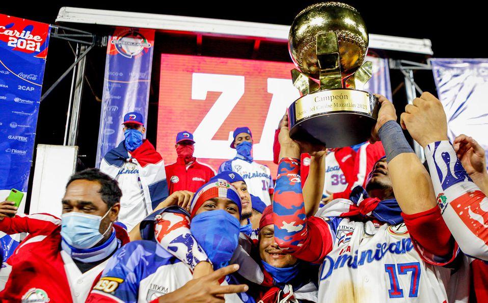 Los campeones de la Serie del Caribe