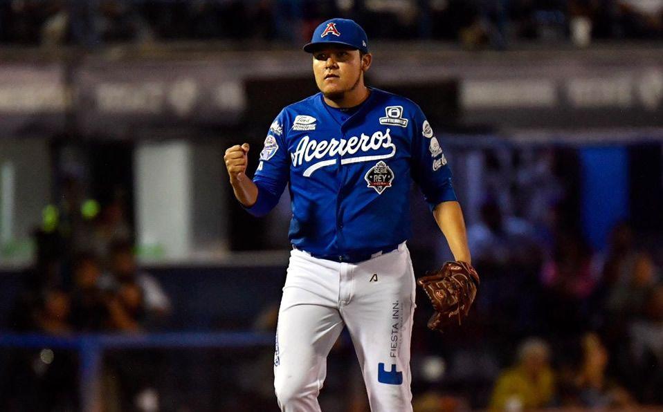 Bustamante regresará de jugar en el sistema de Grandes Ligas. (Foto: @LigaMexBeis)