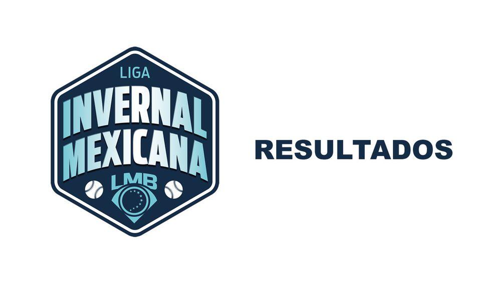 Resultados de la Liga Invernal Mexicana