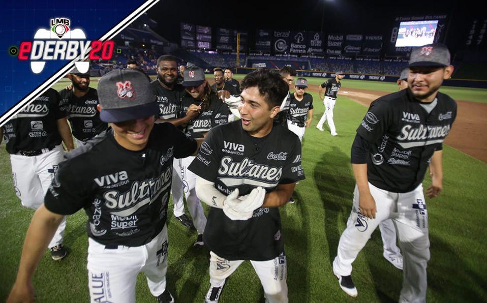'Tito' debutó en la Liga Mexicana de Beisbol con los Sultanes de Monterrey. (Foto: @SultanesOficial)