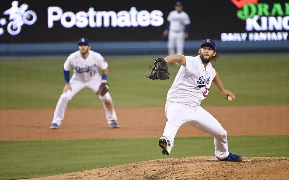 Dodgers barre a Arizona y suma cinco triunfos al hilo